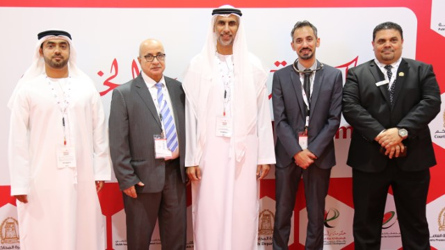 Participation in the Dubai Government Achievements Exhibition 2017